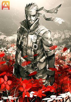 Metal Gear Solid/Big Boss