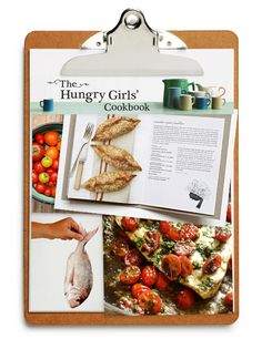 The Hungry Girls cookbook...one of the BEST blogs out there for healthy eating and living