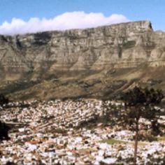 Table Top Mountain, Cape Town, South Africa
