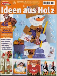 Фото: Painted Books, Tole Painting, Christmas Crafts, Christmas Ideas, Snowman, Paper Crafts, Album, Activities, Crafty