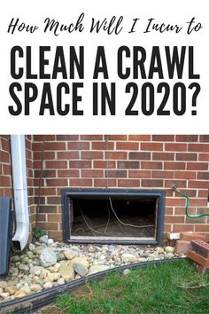 How Much Will I Incur to Clean a Crawl Space in 2020? Mold In Crawl Space, Crawl Space Vent Covers, Crawl Space Vapor Barrier, Crawl Space Vents, Crawl Space Insulation, Crawl Space Repair, The Crawl, Crawl Space Foundation, Foundation Repair