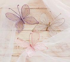 Glitter Butterflies   Pottery Barn Kids