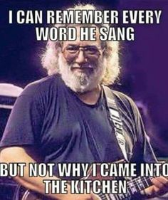 Yeah ..It's just Wonderful to be An  aging Farty Deadhead ..!