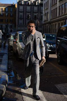 On the Street…Piazza Vetra, Milan