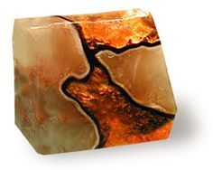 how to make gemstone soap rocks - Google Search