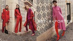 net-a-porter 2017 montero | Net-A-Porter shares trend forecast in spring campaign
