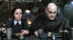 The Addams Family – Dinner Conversation