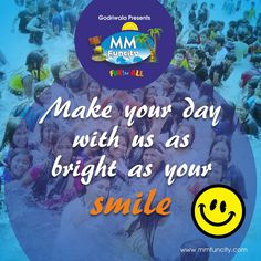 Don't let your dreams just be dreams, visit #MMFunCity for moments of pure #happiness. For More: https://goo.gl/Su9dWZ #WaterPark #Raipur #Family #Friends #Enjoy #WaterRides
