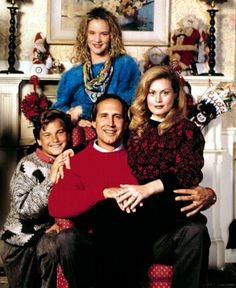 Griswold Family Christmas.Pinterest