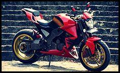 foto hasil modifikasi motor tiger 2000 terbaru