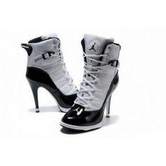air Jordan 6 High Heels