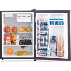 Keystone Compact Refrigerator with Wipe-Off Board Front, Cubic Feet, Black: Appliances (available at Walmart) Refrigerator Without Freezer, Compact Refrigerator, Cubic Foot, Kitchen Cart, Boards, Black Appliances, Walmart, Mini, Planks