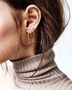 Golden accents. #tonybianco #jewellery
