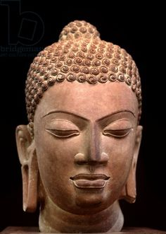 Buddha Sculpture from Mathura, Uttar Pradesh, India Gupta period (ca. 321–500), 5th century