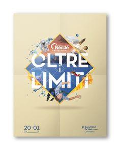 Oltre i limiti - Nestlé Professional project by Yari Teggi