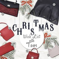 'Tis the season of presents filled with love and we've made a list of options for you!   1. Game Plan - http://bit.ly/1zszbZ1  2. Day & Night in Red - http://bit.ly/1AV6Szz  3. Miss Posh in Red - http://bit.ly/1B177ZC  4. Eye-Candy in Maroon - http://bit.ly/1s8yluD  5. Woven-Wonder in Off-White - http://bit.ly/1v9Tz9I  6. Tote it Along in Black - http://bit.ly/1r7iCyZ
