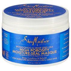 SheaMoisture High Porosity Moisture-Seal Masque 12oz - Beauty by Zara