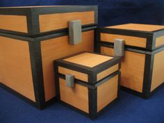 Minecraft-inspired Chest - Working Wooden Prop And Storage (large) - Toy Chest…