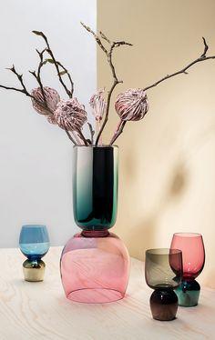 Floral arrangement and Verreum