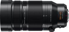 Panasonic Announces the LEICA DG VARIO-ELMAR 100-400mm lens (200-800mm equiv.): Longest Focal Length for Micro Four Thirds
