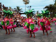 Tenerife carnival #Tenerife
