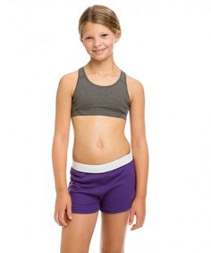 Girls Authentic Soffe Short