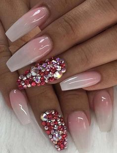 Awesomeness Of Pearl Nail Arts & Designs for Ladies in 2018. Are you searching for modern nail designs? Nowadays nail beauty has become an essential part of women along with other beauty ideas. Like earlier, in this post we have posted some of the best styles of pearl nail arts and designs for ladies to show off in 2018. You may also wear these elegant nail ideas in 2018.