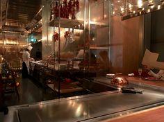 Keyakizaka Restaurant in Grand Hyatt Tokyo. Very good Teppanyaki.