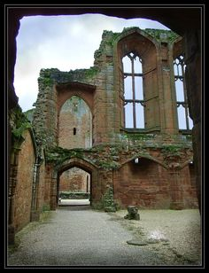 Kenilworth Castle.....home of my ancestors!!