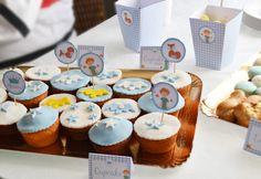 Décoration de table – le 1er anniversaire de Maxime, thème petit prince. création le monde de bibou