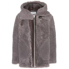 Shearling-Jacke Velocite Reversed seen @ www.mytheresa.com