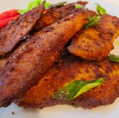 FISH FRY FRIDAY guys! Granny wanted us to post this!  Enjoy your weekend!!! #sanfrancisco #newyork #newportbeach #food #fish #restaurant #shop Curry Recipes, Veg Recipes, Kerala Recipes, Seafood Recipes, Indian Food Recipes, Indian Snacks, Jiffy Recipes, Shrimp Tempura, Bangladeshi Food