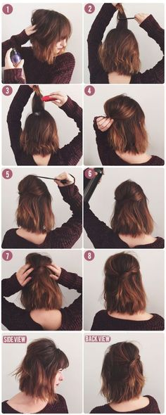 10 Cool Hairstyles for Short Hair | Best Hair Buy
