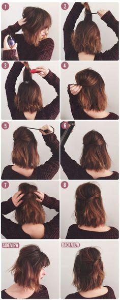 10 Cool Hairstyles for Short Hair | Best Hair Buy