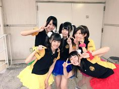平均年齢16歳のアイドルグループ「神宿」