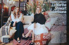 Colombian Martha Stewart/ La Martha Stewart Colombiana #MDeM