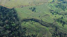Portal para espíritos: cientistas dizem ter desvendado segredo dos geoglifos gigantes da Amazônia
