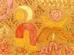 The Garden in Hot Weather Paul Klee - 1938