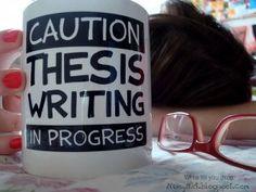 Write my bachelor thesis