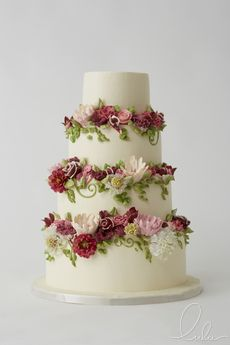 100% Pure buttercream by Lulu Cake Boutique in Scarsdale, New York. www.everythinglulu.com