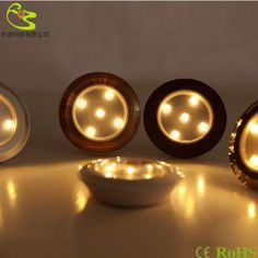 Pat & touch led light lamp in wall, cabinet, Corridor,porch, bedside, emergency lighting portable led night light free shipping $41.60 Led Puck Lights, Touch Lamp, Emergency Lighting, Light Sensor, Led Night Light, Lighting Solutions, Lamp Light, Floor Lamp, Porch