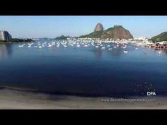 Imagens inéditas de drone mostram vista aérea de Copacabana e Botafogo em HD - YouTube | PicadoTur - Consultoria em Viagens | Quer viajar? Procure a PICADOTUR! |