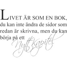 Jag är mitt i ett kapitel, men jag tycker inte att jag behöver byta(: Book Quotes, Words Quotes, Qoutes, Sayings, Swedish Quotes, Cancer Quotes, Calm Quotes, Different Quotes, Meaning Of Life