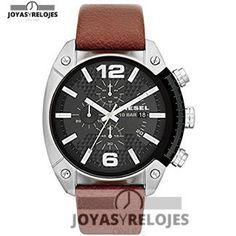 ⬆️😍✅ DIESEL DZ4296 😍⬆️✅ Fantástico ejemplar perteneciente a la Colección de RELOJES DIESEL ➡️ PRECIO 109 € Disponible en 😍 https://www.joyasyrelojesonline.es/producto/diesel-dz4296-reloj-reloj-de-pulsera-masculino-acero-inoxidable/ 😍 ¡¡Corre que vuelan!! #Relojes #RelojesDiesel #Diesel