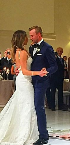 Our Captain got married. Go Bolts