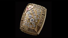 Super Bowl rings: Super Bowl XXVI: Washington Redskins  Their third Super Bowl win under Gibbs -- with three different quarterbacks, mind you -- was a rout of the Bills.