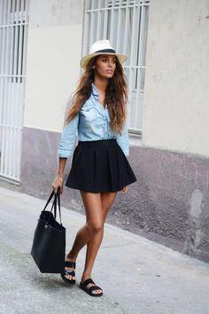 EstiloDF » Las 5 mini faldas para el verano