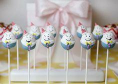 Humpty Dumpty Cake Pops by Bakerella, via Flickr