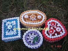 artmonica-handmade: CASETA DE BIJUTERII-QUILLING