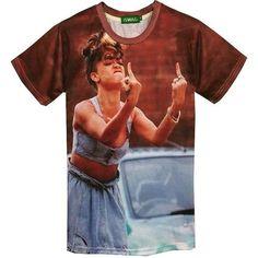 Bad Gyal Riri - Premium T-shirt